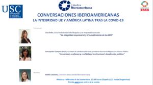 III Encuentro de las Conversaciones Iberoamericanas: la integridad UE y América Latina tras la COVID-19