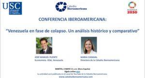 Conferencia Iberoamericana: Venezuela en fase de colapso